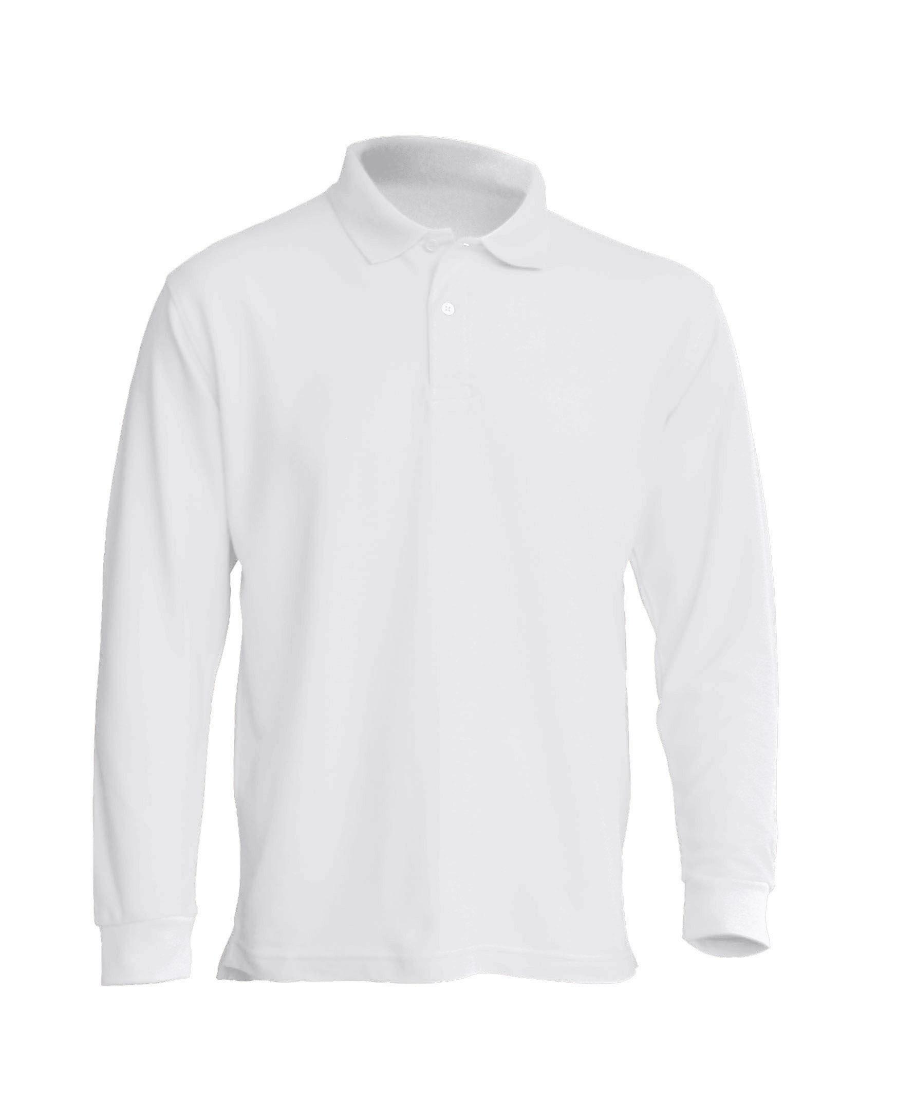 venta oficial pulcro busca lo último Polo blanco manga larga Santa Isabel
